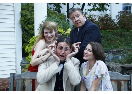 Jennifer Edwards (as Diana), Jeff Schlotman (as Saunders), Elizabeth Morris (as Maggi Photo