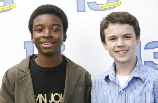 J.J. Singleton and Cody Hanford