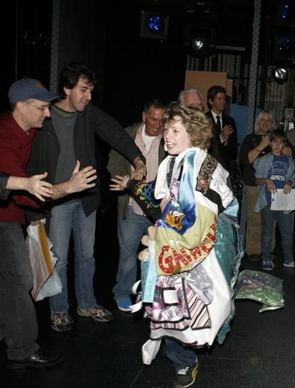 Photo Coverage: '13' Gypsy Robe Ceremony