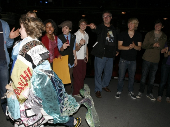 Photo Coverage: '13' Gypsy Robe Ceremony