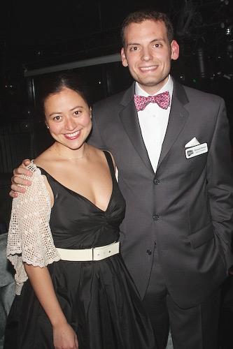 Marissa Kamin and Richard Rivero