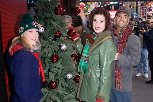 Shannon O'Bryan, Mary Giattino and Richie Mastascusa