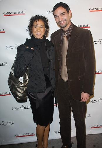 Rosie Lani Fiedelman and Javier Muñoz   Photo