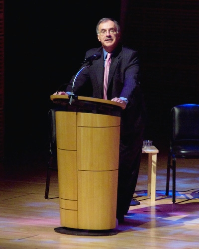 Sir Clive Gillinson, Executive and Artistic Director, Carnegie Hall