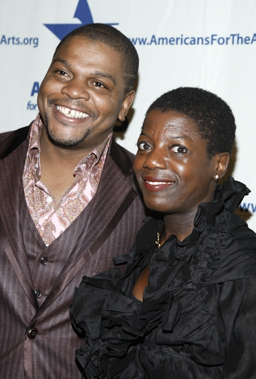 Kehinde Wiley and Thelma Golden