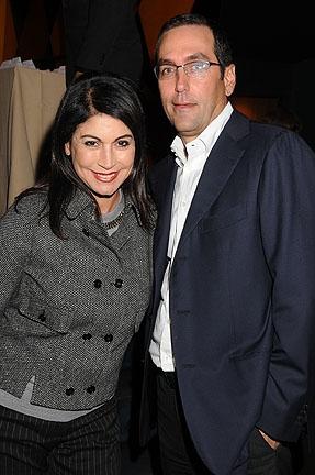 Caroline Hirsch and  Andrew Fox