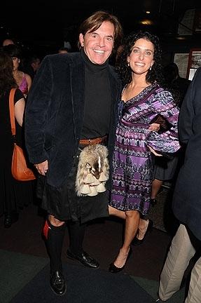 Dr. Jeffrey Scott Carroll and Sandra Coudert