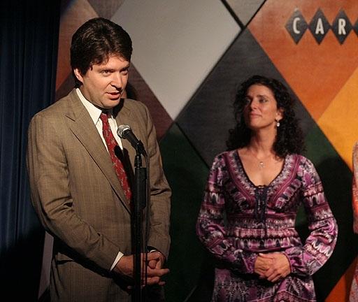 Lawrence Benenson and Sandra Coudert