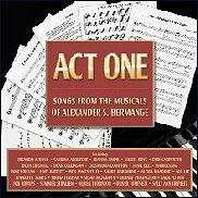 CD of Songs from the Musicals of Bermange to Be Released