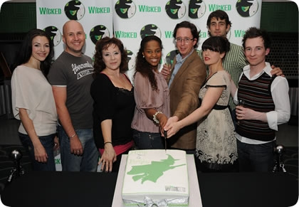 Photo Coverage: 'Wicked' in London Celebrates Two Years