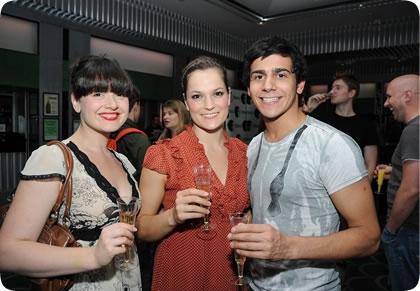 Diane Pilkington, Lindsay Taylor, Liam Tamne