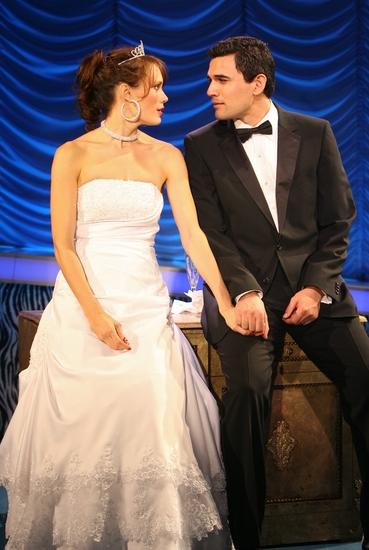 Photo Flash: 'Romantic Poetry' at Manhattan Theater Club