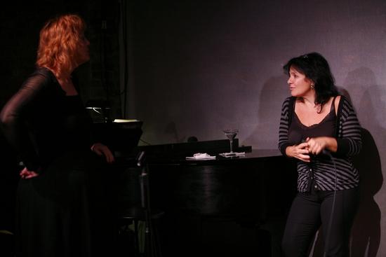 Devlin and Lina Koutrakos