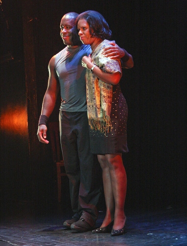 Photos: BASIC TRAINING Curtain Call & Opening Night Party