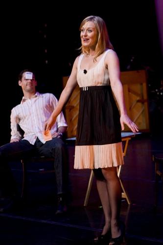 Barrett Martin and Megan Sikora Photo