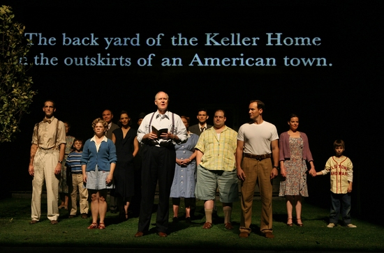 Photo Flash: ALL MY SONS With Lithgow, Wiest, Wilson and Holmes Opens on Broadway 10/16
