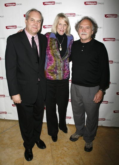 Lee Blessing, Tina Howe and Willy Holtzman
