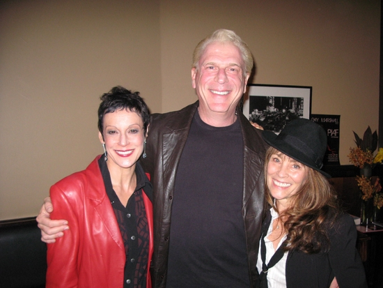 Giselle, Ron Abel and Gay Marshall