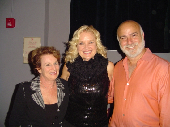 Dot Slade, Christine Ebersole and Ed Slade