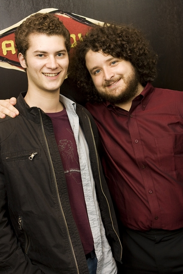 Jared Weiss and Eric March   Photo