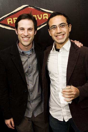 Lance Rubin and Ray Munoz
