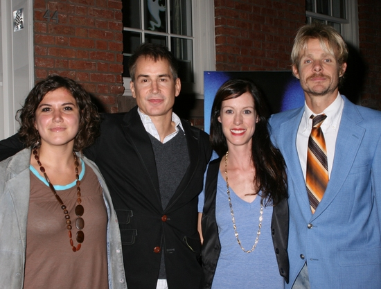 Photo Flash: Opening Night of SPIN at Cherry Lane Theater