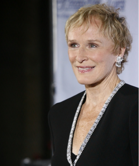 Photo Coverage: Glenn Close Honored at Princess Grace Awards Gala