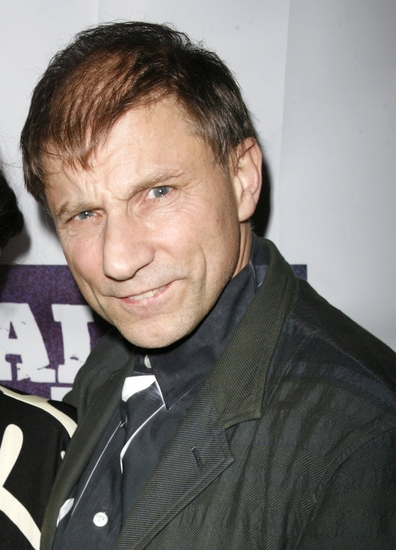 Simon McBurney at ALL MY SONS After Party