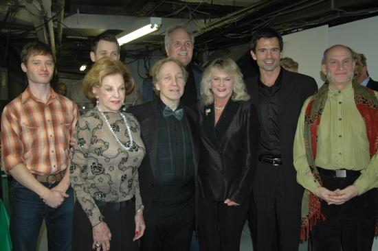 Photo Coverage: BROADWAY ORIGINALS Backstage and Party