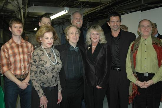 Bobby Steggert, Joan Copeland, Michael Arden, Scott Siegel, Jerry Lanning, D'Jamin Bartlett, John Fischer, Stephen Mo Hanan