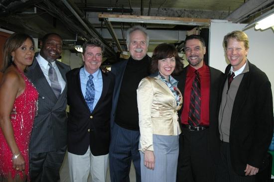 Cheryl Freeman, Chuck Cooper, Gary Beach, Jerry Lanning, Alice Ripley, Robert Cuccioli, Alan Campbell