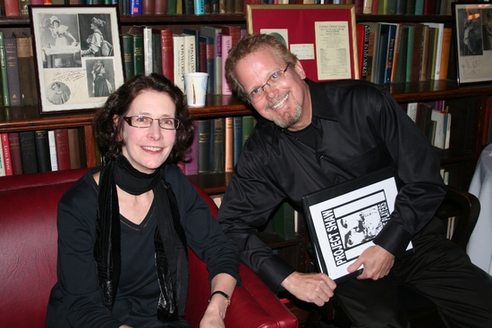 Lianne Kressin and Ronny Venable