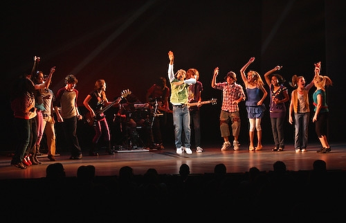 Photo Coverage: Jason Robert Brown Hosts '13 Questions' at '13'