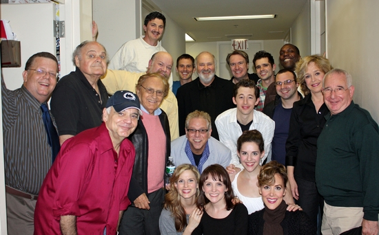 Rob Reiner and company Photo