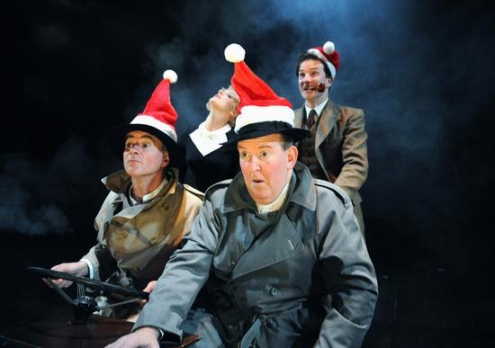 Alan Perrin, Tessa Churchard, Nigel Betts and Jo Stone-Fewings Photo