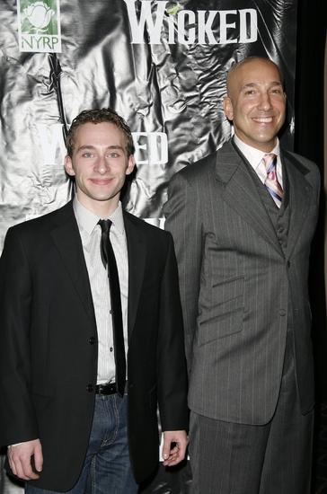 Ben Liebert and Timothy Britten Parker