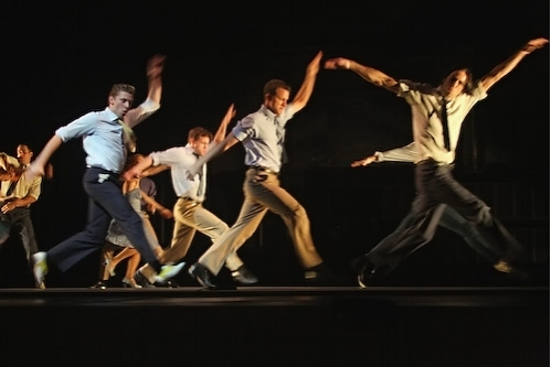 Photo Coverage: ON BROADWAY! Dance Peformance Rehearsals