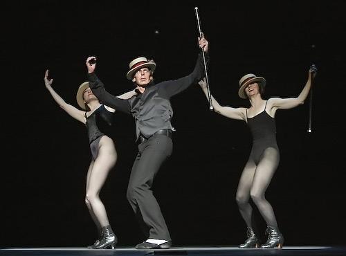 Bebe Neuwirth, David Warren Gibson, and Pam Sousa  Photo