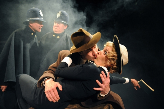 Photo Flash: Tessa Churchard Joins the Cast of THE 39 STEPS in London