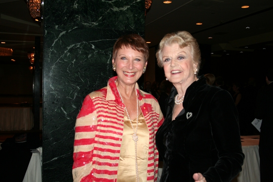 Cynthia Gregory and Angela Lansbury