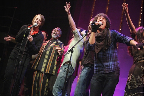 Photo Coverage: WorkShop Theater Benefit Featuring Irwin, HAIR, and More