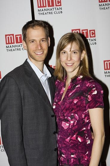 David Korins and Carolyn Cantor