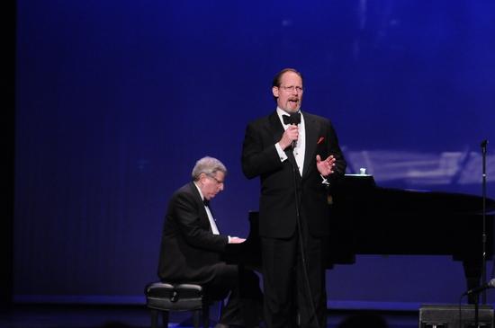 Marvin Hamlisch and J. Mark McVey