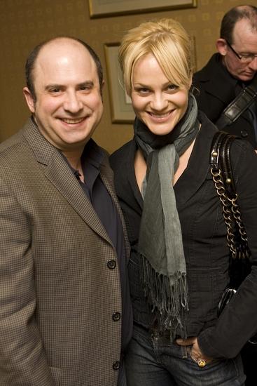 James Sampliner and Nicolette Hart Photo