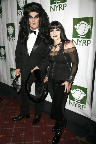 Photo Coverage: Bette Midler's  HULAWEEN 2008