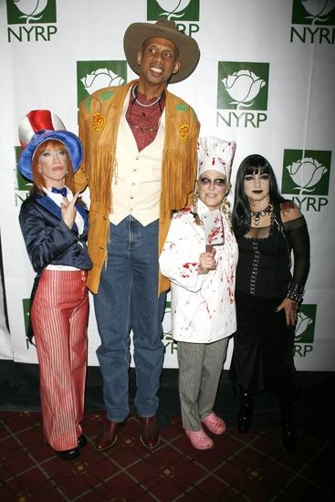 Kathy Griffin, Kareem Abdul-Jabbar, Bette Midler and Gloria Estefan