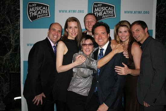 Photo Coverage: NYMF Honors Goodman at 5th Anniv. Gala