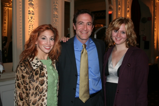 Photo Coverage: NYMF Honors Goodman at 5th Anniv. Gala