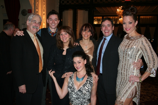 Richard Winkler, Daniel Frank Kelley, Sharon Carr, Holly Holcomb Janet Pailet, Matt Lenz and Beth Curry
