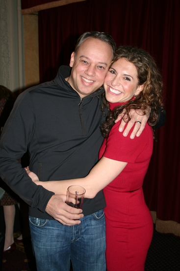Roy Miller and Jodie Langel